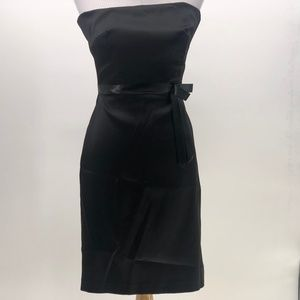 Laundry by Shelli Segal Black Strapless dress 2
